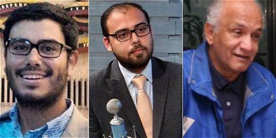 Liberan a cinco presos políticos en Venezuela