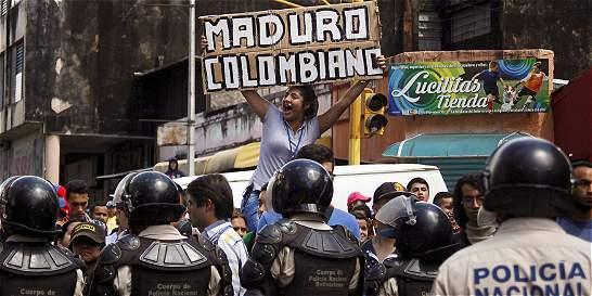Con el diálogo, el gobierno de Maduro ganó primer 'round'