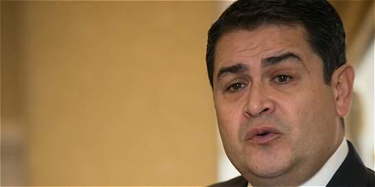 Presidente de Honduras dice que buscará la reelección en el 2017