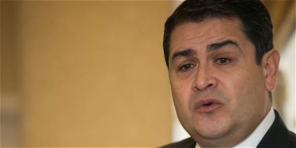 El presidente hondureño buscará reelección presidencial
