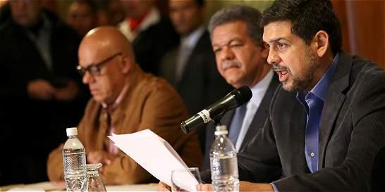 Gobierno y oposición de Venezuela alcanzan acuerdos de convivencia