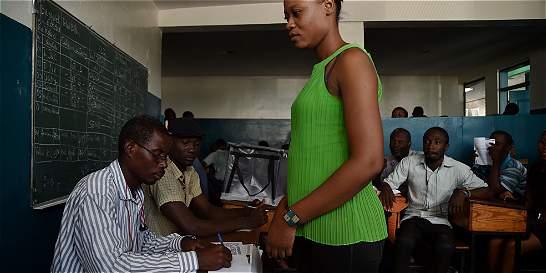 Haití cierra su frontera previo a elecciones generales de mañana
