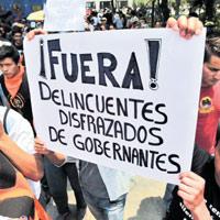 Latinoamérica: cuando los corruptos son los presidentes