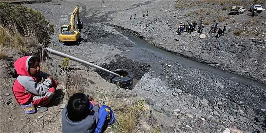 Bolivia sufre su peor sequía en los últimos 25 años