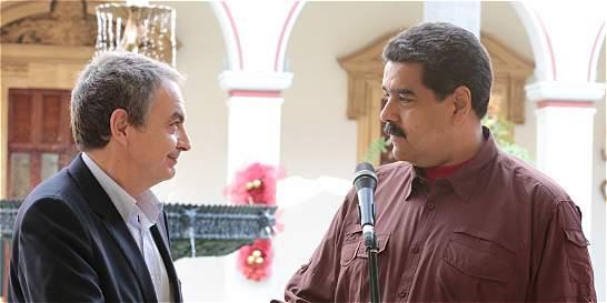 Mediadores lograron remendar el diálogo en Venezuela