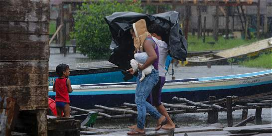 Nicaragua, en emergencia nacional por huracán, sismo y tsunami