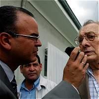 Falleció el 'padre político' de Hugo Chávez en Caracas