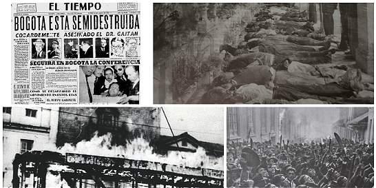 Fidel Castro cuenta la historia de sus días durante el 'Bogotazo'