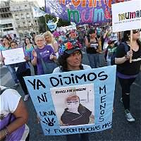 Latinoamérica tiene las mayores tasas de feminicidios en el mundo