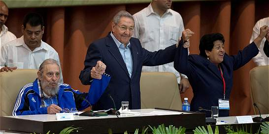 Los herederos del poder en Cuba, ahora sin Fidel Castro