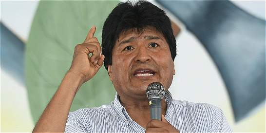 Morales critica que Trump y 'fascismo' celebren por muerte de Castro