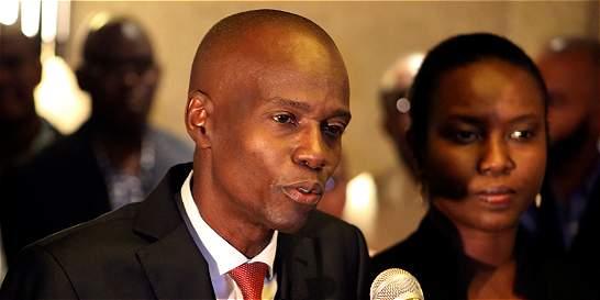 Moise gana elecciones presidenciales de Haití en la primera vuelta