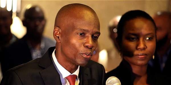 El candidato del Partido Haitiano Tet Kale, Jovenel Moise, ganó con un 55,67 % de los votos las elecciones presidenciales de Haití celebradas 20 de noviembre, según los resultados preliminares