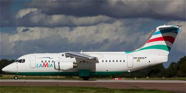 Las autoridades bolivianas suspendieron los permisos de la aerolínea.