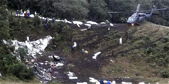 Procesan a boliviano que no ayudó a Colombia en pesquisa sobre LaMia