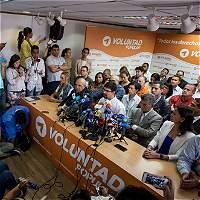 Opositores presos en Venezuela, en huelga de hambre por su libertad