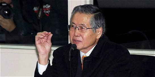 Alerta por el estado de salud del expresidente Alberto Fujimori