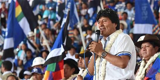 Las cuatro vías de Evo para hacerse reelegir en Bolivia