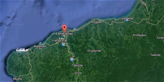 Varios sismos de hasta 5,8 grados de magnitud sacuden costa de Ecuador