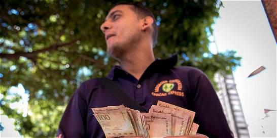 Llegaron billetes nuevos a Venezuela, pero todavía no circulan
