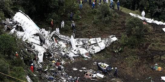 LaMia es culpable de tragedia de Chapecoense: Gobierno de Bolivia