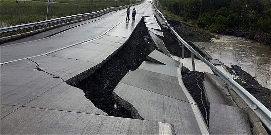 Levantan alerta de tsunami en Chile que se había generado tras sismo