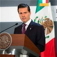 Peña Nieto le responde a Trump: México no pagará por el muro