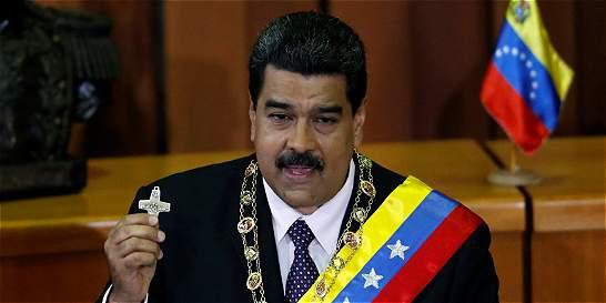 Maduro ratifica compromiso de diálogo con la oposición en Venezuela