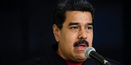 Para Nicolás Maduro, hay una campaña de odio contra Donald Trump