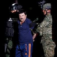 Rechazan recursos de 'El Chapo' contra extradición a EE. UU.