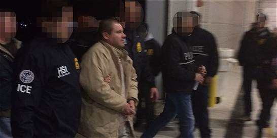 A horas de salida de Obama, México extradita al 'Chapo'