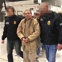 El 'Chapo' Guzmán comparecerá este viernes ante corte de Nueva York