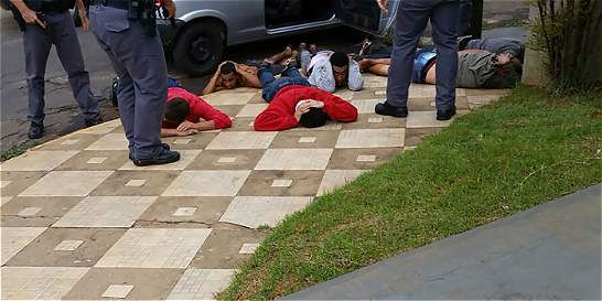 Más de 150 presos se fugan de una cárcel de Sao Paulo tras un motín