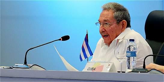 Raúl Castro, dispuesto a mantener 'diálogo respetuoso' con Trump