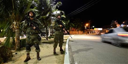 Masiva fuga de cárcel brasileña donde hubo veintena de muertos