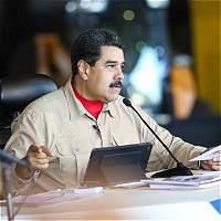 Maduro exige disculpas de Vargas Lleras por declaraciones 'infames'