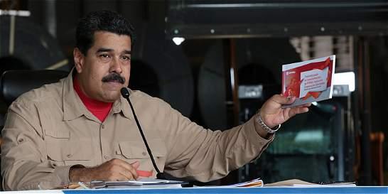 Maduro reestructura la cúpula de la petrolera Pdvsa