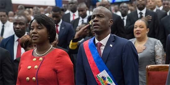 Jovenel Moïse, empresario del banano, nuevo presidente de Haití