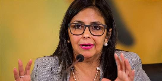 Venezuela rechaza 'intromisión' de Trump al pedir libertad de L. López