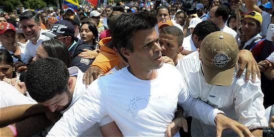 Tribunal Supremo ratifica condena contra el opositor Leopoldo López