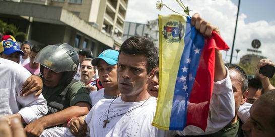 'Me entregué para desnudar al régimen de Maduro': Leopoldo López