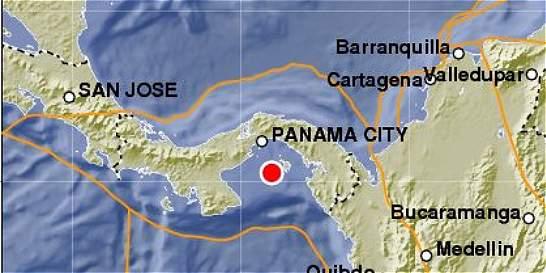 Fuerte sismo sacude la capital de Panamá y genera alarma