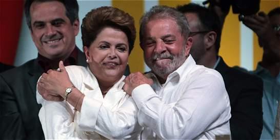 Policía afirma que Lula y Rousseff intentaron obstruir a la justicia
