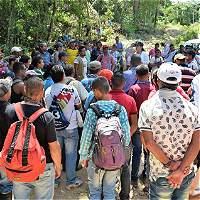 Venezuela acusa a Colombia de 'invisibilizar' a desplazados