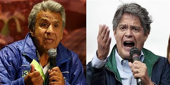 Ecuador toma rumbo a una segunda vuelta incierta