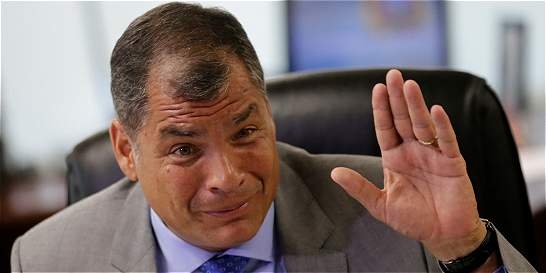 'Que se cuente hasta el último voto': Rafael Correa