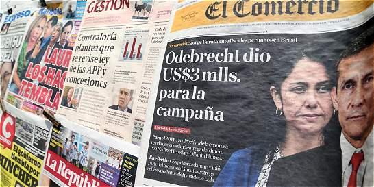 Acusan a Humala y su esposa de recibir dinero de Odebrecht
