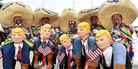 Gobierno mexicano es sumiso ante 'terrorismo' de Trump, según Iglesia