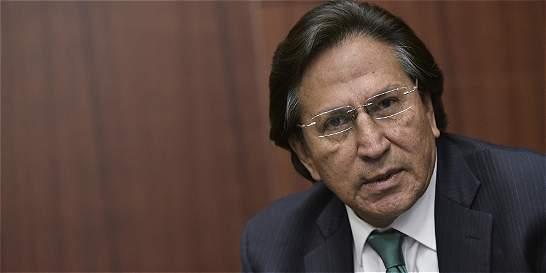 Justicia de Perú niega revocar orden de prisión contra Toledo