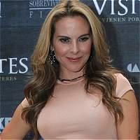 México cancela orden de localización contra Kate del Castillo